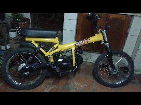 Bikelete 100cc Youtube
