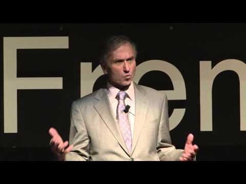 The food we were born to eat: John McDougall at TEDxFremont