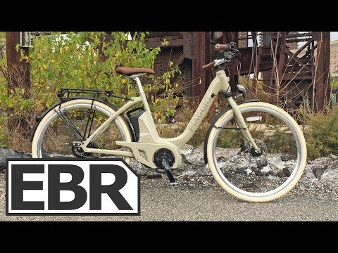 Piaggio Wi-Bike Comfort Plus Video Review - $3.7k Stylish, Feature Complete, Electric Bicycle
