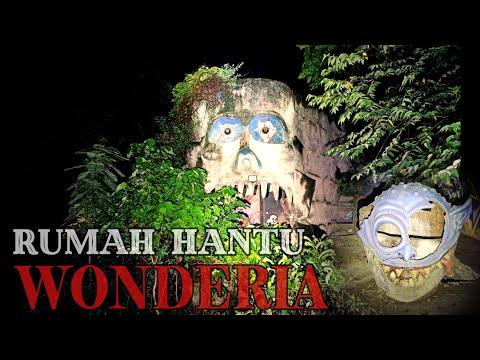 RUMAH HANTU WONDERIA - SEMARANG