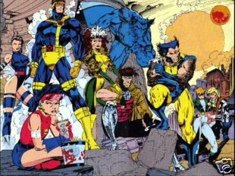90s x men comic wallpaper - photo #17