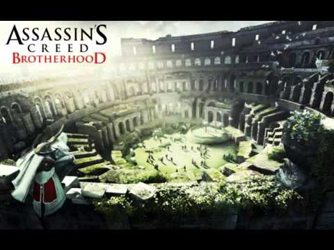 Assassin's Creed Brotherhood - story trailer soundtrack.