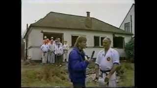 IBA Karate House Demolition