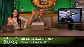 All About Android 343: Formidable Tendrils