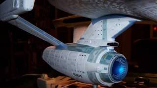 USS Enterprise Polar Lights 1/350 Model Build