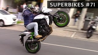 WHEELIE COMPILATION 2 - SUPERBIKES #71