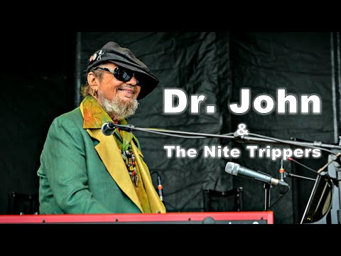 Dr. John & The Nite Trippers - Landmark Music Festival 2015 [HD, Full Concert]