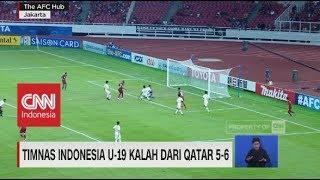 Timnas Indonesia U-19 Kalah Dari Qatar 5-6