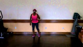 Wiggle Dat Line Dance Instructional