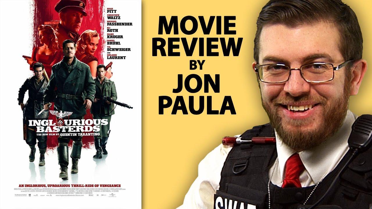 Inglourious Basterds -- Movie Review #JPMN - YouTube