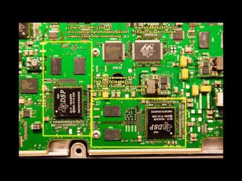 Nokia Siemens Flexi WCDMA (Mobile Phone) base station teardown: System station. (Part 1 of 3)