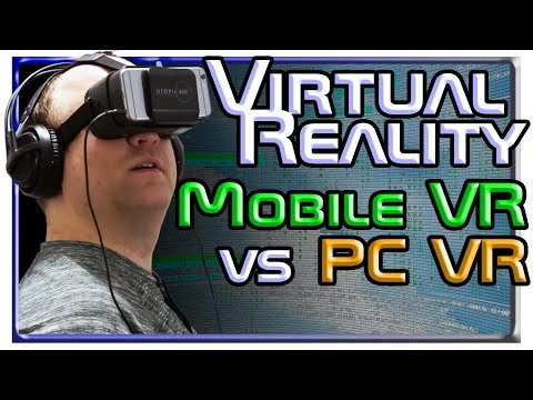 Virtual Reality: The Best, Fair Comparison of Mobile VR and PC VR : Feat. In Mind and In Cell