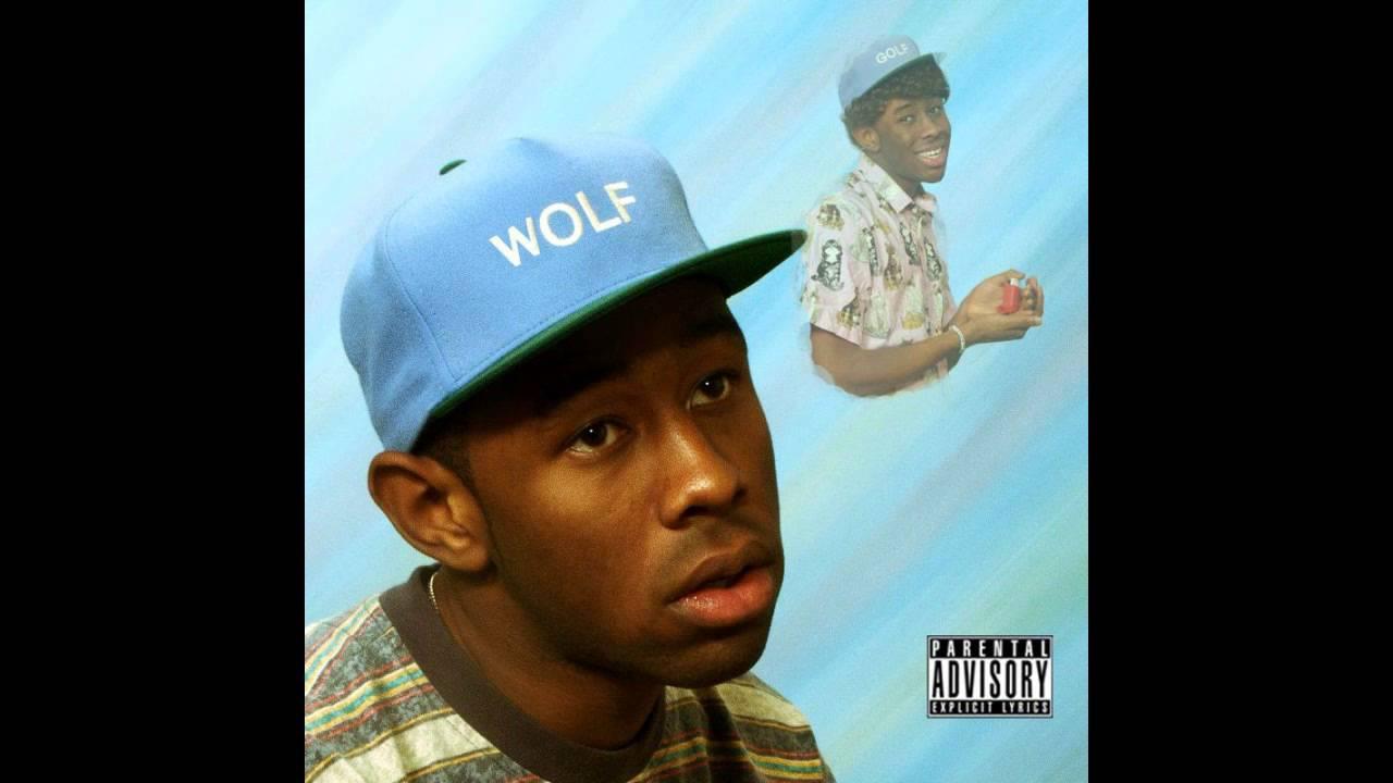 Tyler, the creator wolf odd future jamba album cover tyler the.