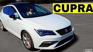 Comprar SEAT Leon CUPRA 2018 Turbo ¿El Mejor Auto Deportivo?
