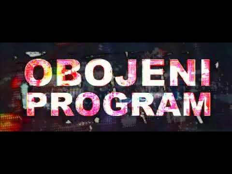 Obojeni Program - Dom Omladine Beograda 23 12 2017