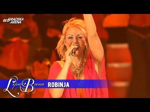 Lepa Brena - Robinja - (LIVE) - (Beogradska Arena 20.10.2011.)