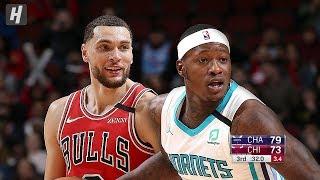 Charlotte Horents vs Chicago Bulls - Full Game Highlights   February 20, 2020   2019-20 NBA Season
