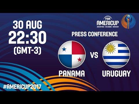 Panamá v Uruguay - Conferencia de Prensa