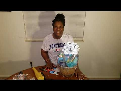 How To Shrink Wrap Your Gift Basket FLAWLESSLY!