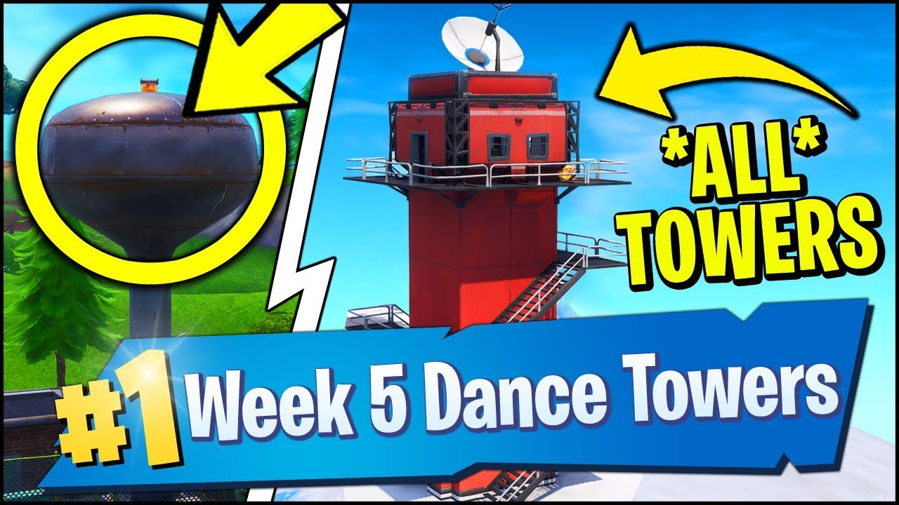 DANCE ON TOP OF A WATER TOWER, RANGER TOWER, AIR TRAFFIC