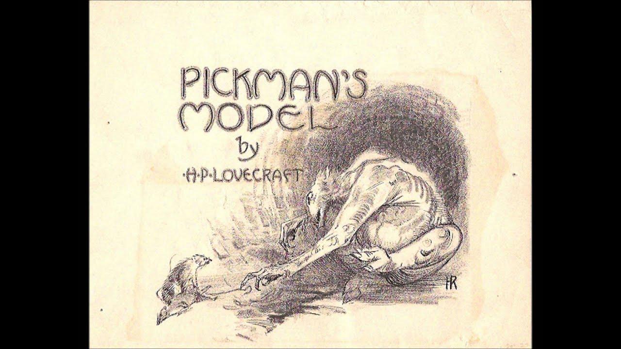 Книга Pickman's Model