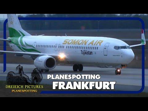 Planespotting Frankfurt Airport | April 2017 | Teil 2