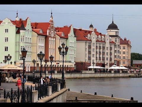 KÖNIGSBERG( Now Kaliningrad)--A Russian Enclave in the EU - YouTube