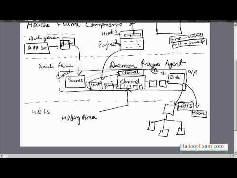 Module 23 Apache Flume Introduction (Hadoop Tutorial)
