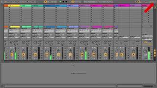 Como evitar sobrecarga del disco al lanzar multitracks en Ableton Live 10   Odir Ruano