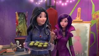 Наследники: Недобрый мир - Серия 01 - Взрыв вкуса от Иви | Disney мультфильм