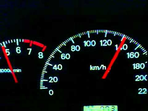 0-150 New Lancer 1.6 CNG