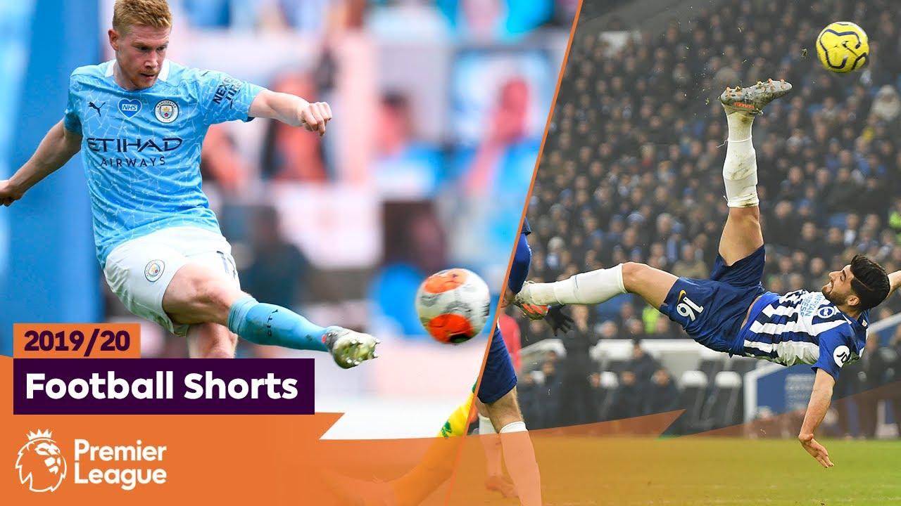 "Download ""Absolutely BRILLIANT!"" 2019/20 Greatest Premier League goals | De Bruyne, Jahanbakhsh, Fernandes"