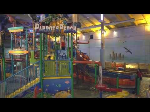 COCO KEYS indoor!!! water park NJ