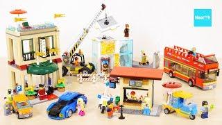 レゴ シティ レゴシティの中心街 60200 セット説明 11:15~ / LEGO City Capital City thumbnail