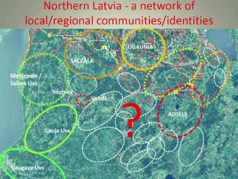 Heiki Valk. Finnic population in northern Latvia: an archaeological Perspective