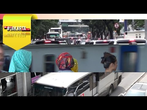 #JAKARTA - Jakarta Tak Lekang oleh Macet