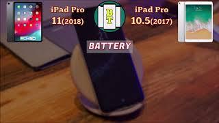 iPad Pro 11 Inch vs iPad Pro 10 5 Inch