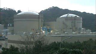 関西電力は福井県の大飯原発1、2号機を廃炉にすることを決めて地元に伝...