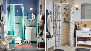 17 IKEA SMALL BATHROOM DESIGN IDEAS
