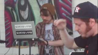 """A.M. Breakups """"Just Like You"""" (Live @ SXSW 2013, An Open Affair, Austin, TX)"""