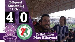 Gambar cover Gebzespor Sapanca'yı Yendi Şampiyon Oldu | Tribünlerde 25.000 Taraftar | EskiÇarşı Play Off'ta