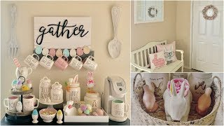 Easter Decor Tour & Rae Dunn Easter Collection 2019