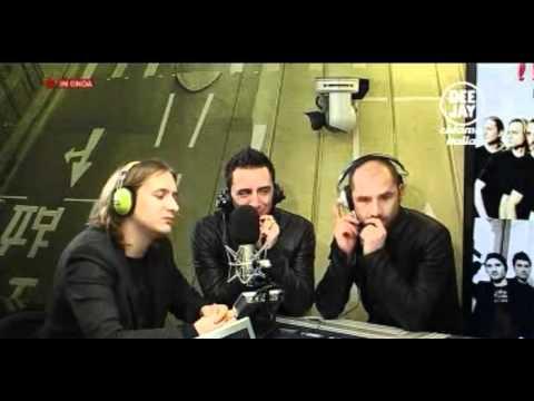 I Modà a Deejay Chiama Italia con Linus e Nicola 22-02-2011 Parte 1