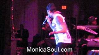 Monica - Love All Over Me/Here I Am