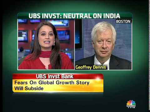 Bazaar - Geoffrey Dennis, Head of Global Emerging Market Strategy, UBS Investment Bank -  Oct 17
