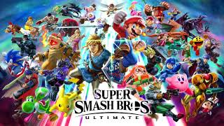 10 Hours Main Theme - Super Smash Bros. Ultimate - Music Extended