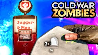 SURPRISING CHANGES TO JUGGERNOG IN COLD WAR ZOMBIES...