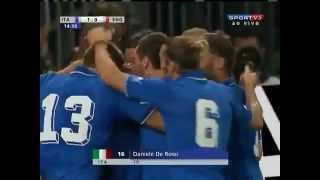 ENGLAND 2-1 ITALY Full Highlights Friendly Game 15 08 2012