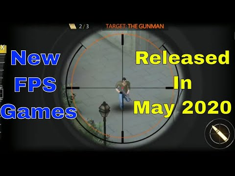 Top 5 New First Person Shooter Mobile Games Released in May 2020
