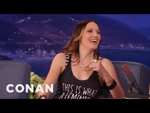 Jen Kirkman Is Fine With Dying Alone  - CONAN on TBS